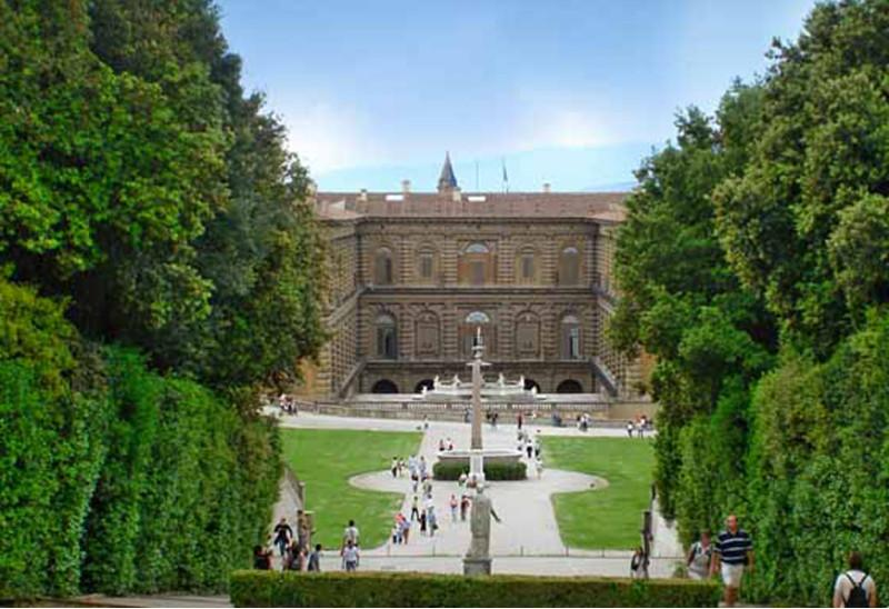Travel marketing 2 arte e natura nel cuore di firenze - Arte e giardino ...